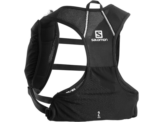 Salomon Agile 2 Set de mochila, black